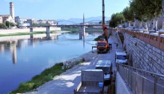 Pren forma el nou embarcador de Tortosa, que ha d'estar llest a l'octubre