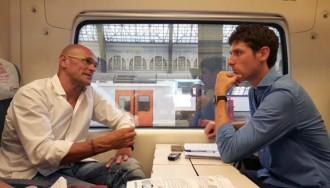 Romeva i la campanya 'Fes-te candidat pel sí', este dissabte a Tortosa