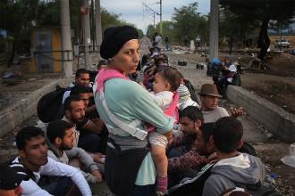 El drama dels refugiats sirians
