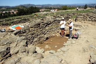 Descobert un hàbitat prehistòric a l'Esquerda de Les Masies de Roda