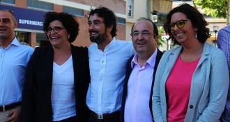 El PSC es presenta a Tarragona amb l'ambició de repetir resultats