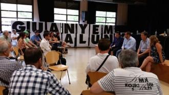 Tots els noms de la llista de Ganemos per Tarragona a les eleccions del 27-S