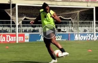 Nike i Ronaldinho, 10 anys del primer vídeo en superar el milió de visites