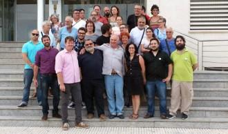 Catalunya Sí que es Pot presenta  candidatura a les Terres de l'Ebre