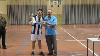 Marc Miquel d'Stil Sant Vicenç guanya el torneig de porters de les 24 Hores