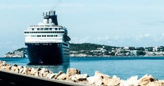 El Port de Tarragona rep «Horizon», el cinquè creuer de la temporada