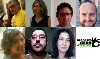 La candidatura de Recortes Cero-Els Verds del 27-S, la que té més egarencs