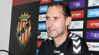 Vicente Moreno vol motivar la plantilla amb les paraules de Raül Agné