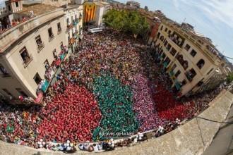 Vés a: La diada castellera de Sant Fèlix es podrà seguir en directe a DiariCasteller.cat