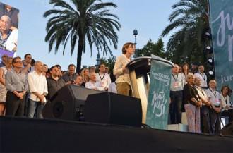 Forcadell: «O estàs amb el sí, o estàs amb el PP i amb Rajoy»