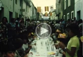 VÍDEO Imatges històriques de la Festa Major de Matadepera de 1975