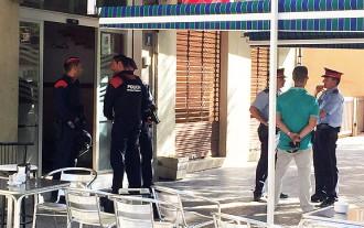 L'home que va morir en un bar de Reus «no va entrar a robar, em volia matar»