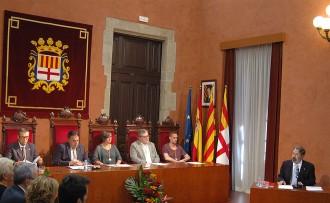 Jordi Montaña elogia la federació universitària entre Vic i Manresa
