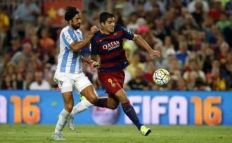 Vermaelen trenca el mur del Màlaga i dóna la victòria al Barça (1-0)