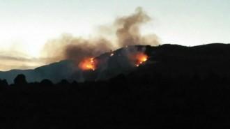 Estabilitzat l'incendi forestal entre Cornudella i la Morera de Montsant després de cremar 35 hectàrees