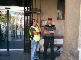 La CUP de Sant Celoni prudent sobre la visita de la Guàrdia Civil a l'Ajuntament