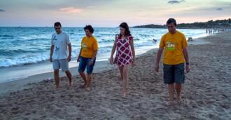 De moment, ni rastre de cap tortuga babaua al litoral tarragoní