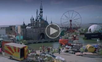Dismaland, el tètric parc d'atraccions que critica i ironitza la societat