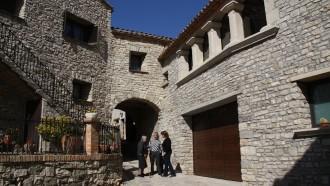 El turisme rural registra ocupacions de més del 70% a la Catalunya Central