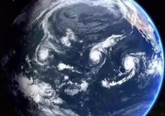 Vés a: Tres grans huracans en fila al Pacífic, una vista sense precedents