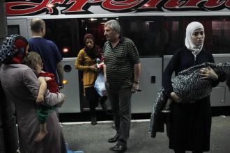 Vés a: «Non-stop»: els refugiats arriben amb autocar fins a Belgrad