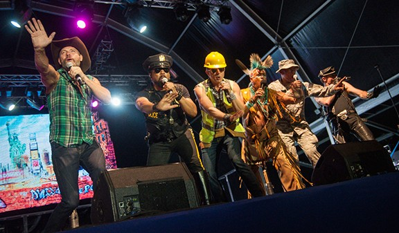 Village People al FIMC 2015