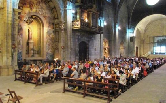 Concert de professors i alumnes solistes a la catedral