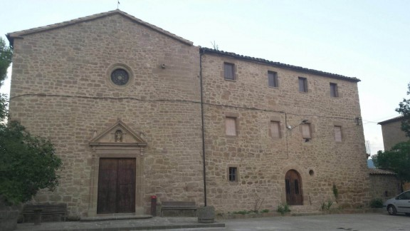 Pinós enllesteix les obres de rehabilitació de l'Església d'Ardèvol