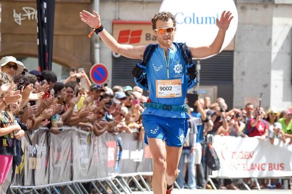 Marc Pinsach guanya al segon intent l'OCC de l'Ultratrail del Mont Blanc