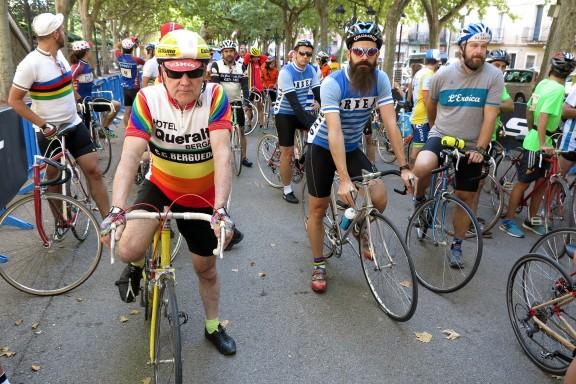 Retrotrobada Ciclista de Berga