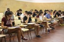 Un total de 5.600 estudiants comencen les proves d'accés a la universitat de setembre