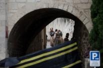 El rodatge de «Joc de Trons» arrenca a Girona enmig d'una gran expectació
