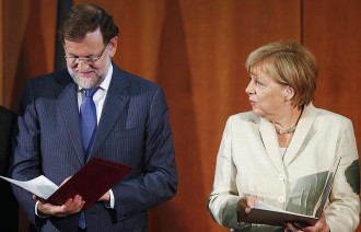 Vés a: Albert Royo: «A Berlín sorprèn la manca de cintura política de Mariano Rajoy»