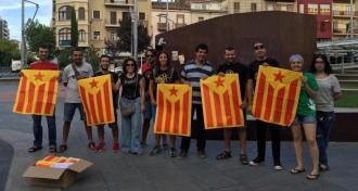 La CUP crida a omplir d'estelades l'etapa lleidatana de «la Vuelta Ciclista»