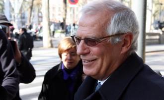 Vés a: Josep Borrell: «Una DUI faria que Catalunya no pogués presentar la demanda d'adhesió a la UE»