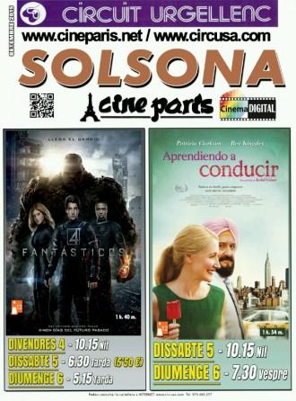 Guanyadors d'entrades al Cine París