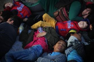 Vés a: El Parlament hongarès endureix les lleis per frenar l'arribada de refugiats