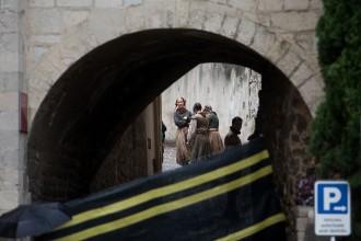 El rodatge de  «Joc de Trons» a Girona genera un impacte publicitari de 3,6 milions d'euros