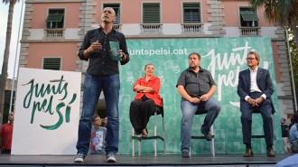 Romeva: «El drama dels refugiats reclama un gest d'hospitalitat d'Europa»