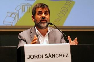 Vés a: Jordi Sànchez desvincula la Via Lliure de la campanya electoral