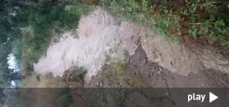 Les pluges permeten la baixada un cop més de la Riera de la Boella