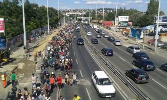 Refugiats: el gran èxode des de Budapest