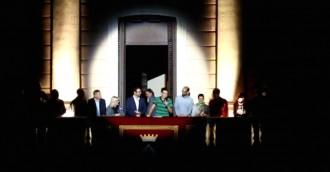 El regidor del PP a Sabadell abandona el pregó per les al·lusions al seu partit