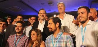 Mariano Rajoy: «No vull que ningú hagi de renunciar a ser espanyol o europeu»