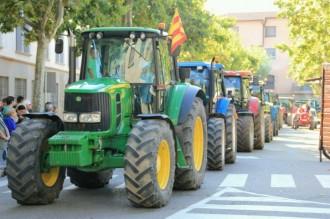 Aquest any no hi haurà tractorada popular