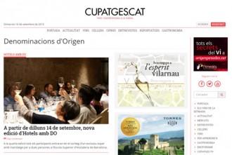 El portal de vins i gastronomia «Cupatges» s'incorpora a NacióDigital