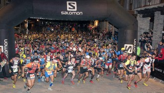 Milers d'atletes es preparen per l'Ultra Pirineu més mediàtica a Bagà