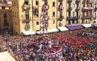 Tarragona, la segona ciutat que ha vist més castells de nou aquest any