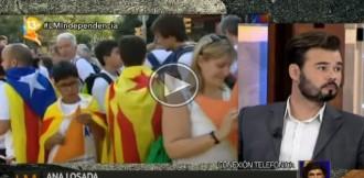 Vés a: VÍDEO Gabriel Rufián torna a posar nerviosos els tertulians de 13TV en un programa amb Albiol i Arrimadas