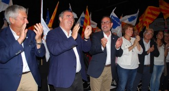 Espadaler retreu a Rajoy defensar una Constitució «que no s'ha llegit»